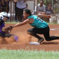 Pearl City drops OIA JV Softball doubleheader to Kapolei 6-1, 10-5 (9/6/2014)