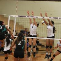 Kapolei sweeps Pearl City 25-18, 25-17 in OIA Red West Girls Varsity Volleyball