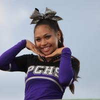 Pearl City Chargers Cheer Team - Pearl City vs. Radford (9/20/2014)