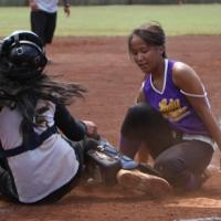 Pearl City defeats Leilehua 8-2, 5-2 in OIA Junior Varsity Softball (9/28/2014)