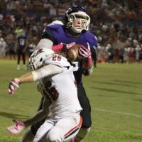 Pearl City powers past Kalani 42-20 in OIA D2 varsity football (10/3/2014)
