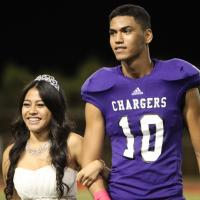 2014 Homecoming Court: Pearl City powers past Kalani 42-20 in OIA D2 varsity foo