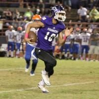 Photo Gallery I: Pearl City shuts out Kalaheo 37-0 on Senior Night (10/10/2014)