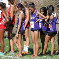 Oahu Interscholastic Association Western Division Junior Varsity Girls Cross Cou