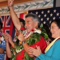 IGE & TAKAI carry Pearl City Pride & Power into higher office (11/4/2014)