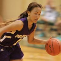Pearl City over Aiea 29-22 in OIA JV Girls Basketball (1/8/2015)