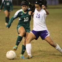 Pearl City, Aiea play to 2-2 tie in OIA girls soccer (1/13/2015)