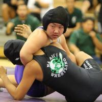 Pearl City Chargers Wrestling @ Pearl City High School (2/7/2015)
