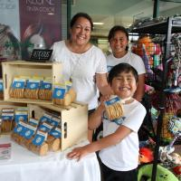 """""""Celebrations Craft Fair"""" a big hit at the Pearl City Shopping Center (2/8/2015"""