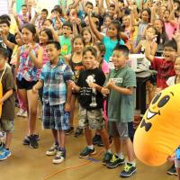 """Kidney Day"" educates Manana Elementary School students about kidney disease (2/"
