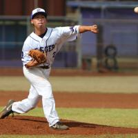 Pearl City over Radford 4-2 in OIA Western Division varsity baseball (3/17/2015)