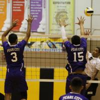 OIA West varsity boys volleyball: Mililani over Pearl City 25-13, 25-27, 15-10 (