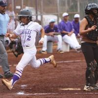 Pearl City, Mililani play to 3-3 in OIA West D1 Softball (3/31/2015)