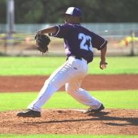 Pearl City shuts out Radford 5-0 in OIA D1 West varsity baseball (4/8/2015)