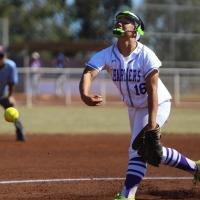 Pearl City's Peanut Butter Kaaialii goes the distance in 8-2 win over Kapolei (4