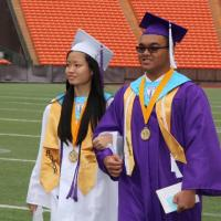 Photo Gallery 3: Pearl City High School Class of 2015 Commencement Ceremonies (5