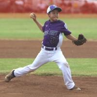 Pearl City defeats Waipio 7-3 in the Hawaii District 7 Little League Minors Cham
