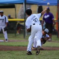Waipio 10 Pearl City 2 in opening round of Hawaii State Little League 10 & 11 Ch