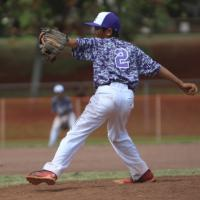Pearl City over Waialua 8-5 in first round of  Hawaii Little League D7 Majors Ch