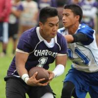 Pearl City Chargers compete at Hawaii 7 tournament (7/11/2015)