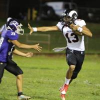 Radford blows out Pearl City 54-14 in OIA D2 varsity football (9/18/2015)