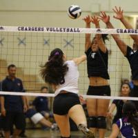 Pearl City Lady Chargers beat Waianae 2-1 in OIA Girls Varsity Volleyball (9/24/