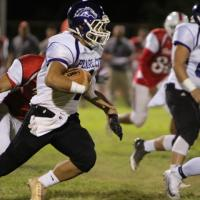 Pearl City loses battle with Kalani 22-8 in OIA D2 varsity football (10/3/2015)
