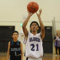 The Pearl City Chargers ran their OIA Western Division 1 Boys Varsity Basketba