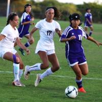 Pearl City, Kapolei play to 1-1tie in OIA D1 West Girls JV Soccer (1/21/2016)