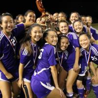 POST GAME: PEARL CITY LADY CHARGERS CROWNED 2016 HHSAA STATE D1 SOCCER CHAMPIONS