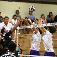 Kapolei sweeps Pearl City 25-14, 25-21 in OIA West Boys Volleyball (3/16/2016)