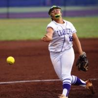 Pearl City's Kaaialii no-hits Moanalua in 17-1 (5) OIA first round win (4/27/201