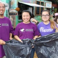 2nd Annual Eat The Street Pearl City! Mahalo Pearl City High School! (5/14/2016)