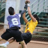 2016 Summer Pass League Football Pearl City Chargers vs. Mililani Trojans (7/2/2