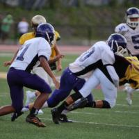 Pearl City Chargers @ Castle Knights Junior Varsity Football Scrimmage (7/30/201