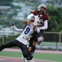 Pearl City Chargers @ Castle Knights - OIA Varsity Football Scrimmage (7/30/2016