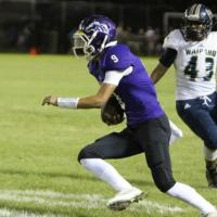 Asinsin steps up to lead Pearl City over Waipahu 21-7 (9/10/2016)