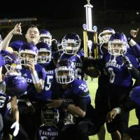 Pearl City 21 Waipahu 7 - Pearl City / Waipahu Cup Celebration (9/10/2016)