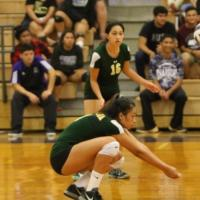 Pearl City drops to 1-5 after 2-0 straight set loss to Leilehua (9/20/2016)