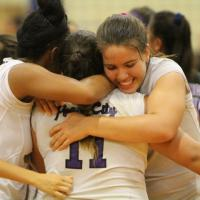 Pearl City downs Radford 21-25, 25-23, 20-18 in OIA D1 Girls Varsity Volleyball