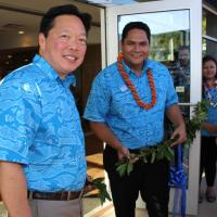 "Bank of Hawaii's ""Branch of Tomorrow"", now open at the Pearl City Shopping Cent"