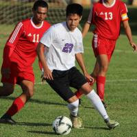 Chargers whip Bulldogs 12-1 in  OIA D1 West Boys Soccer (12/29/2016)