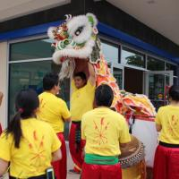 Chinese New Year celebrated at the Pearl City Shopping Center (2/3/2017)