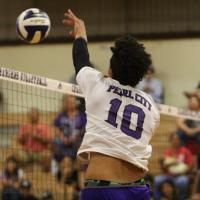Radford sweeps Pearl City 25-18, 25-16 in OIA Boys Volleyball (3/28/2017)