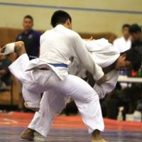 Pearl City Chargers compete at 2017 OIA Western Division Individual Judo Champio