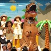 """Momilani Elementary 3rd graders star in """"The Tale of Travelers on the Treacherou"""