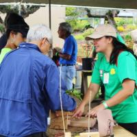 Second Saturday at the Garden - Grow More Food: Plant Propagation Outdoor Expo (