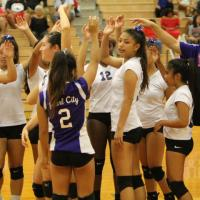 Pearl City sweeps Waialua 2-0 to end OIA Girls White Volleyball regular season (