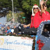 Photo Gallery I: 2017 Pearl City Christmas Parade (12/3/2017)