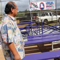 Masons Union Local 630 community volunteers continue improvements to Pearl City